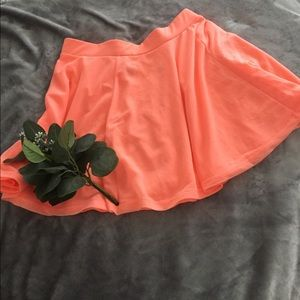 H&M Skirts - Coral H & M skirt